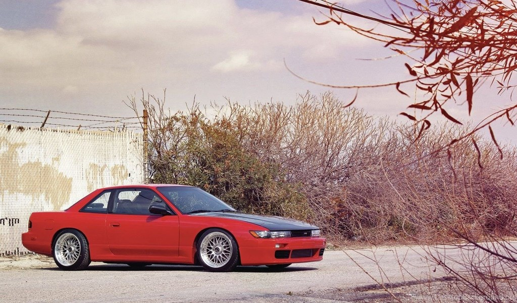 Cars Nissan 240sx Coupe Japan Tuning Cars Full Hd Wallpapers Cars
