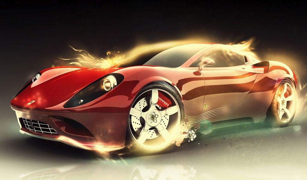 Ferrari Cars Wallpapers For Desktop 1 Desktop Background