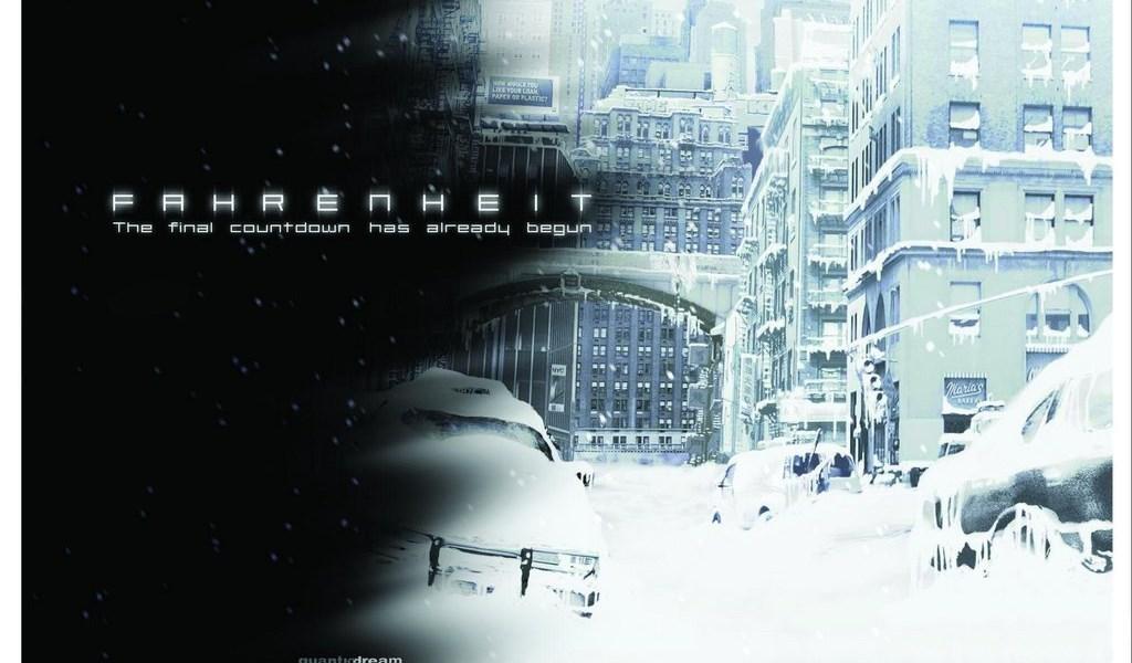 Omikron Game Fahrenheit Indigo Prophecy Wallpapers Desktop Background