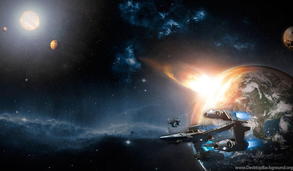 Spaceship Hd Live Wallpapers Android Apps On Google Play Desktop
