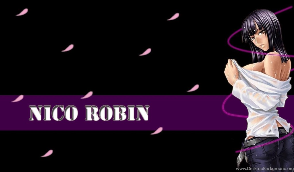 Nico Robin One Piece HD Wallpapers Wallpaper Size 1191x670