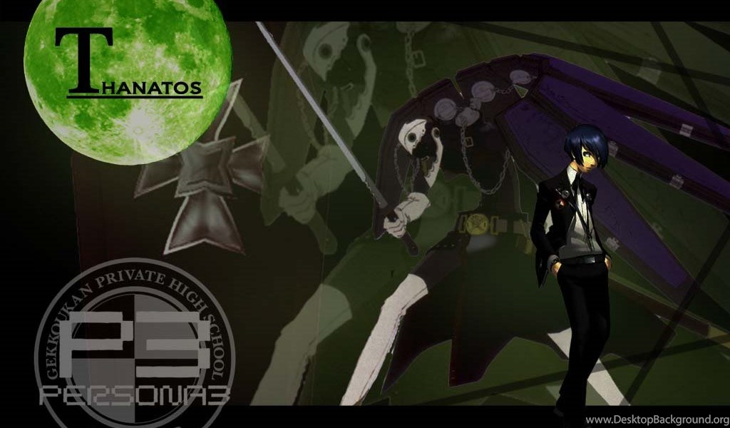 Metis Wallpapers Persona 3 FES By BioDio On DeviantArt Desktop