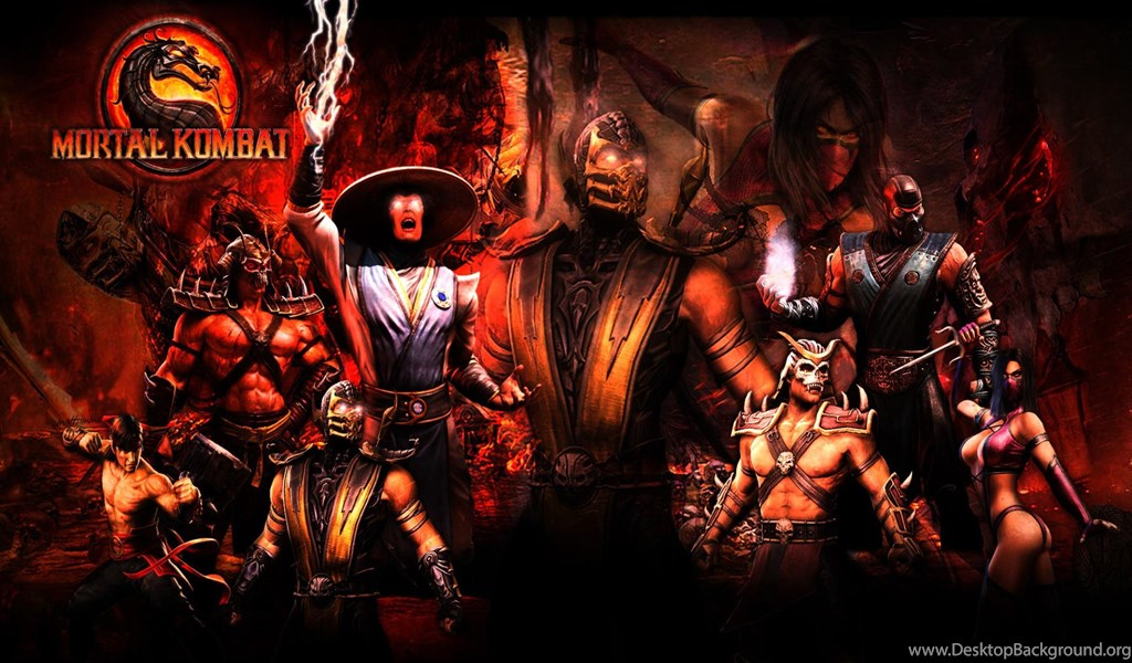 Free Download Mortal Kombat Mk Wallpapers Desktop Background