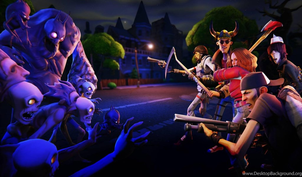 Epic games fortnite wallpapers gamingbolt com video game news desktop background - Epic wallpapers 2560x1440 ...