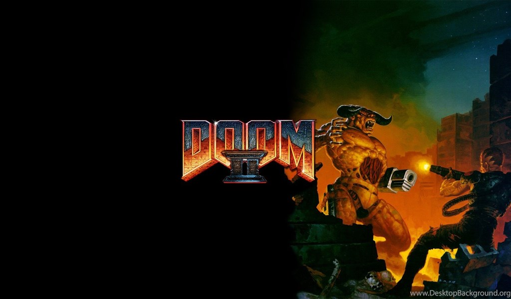 Doom retro games games fresh hd wallpapers Round One Games