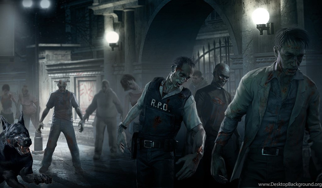 Wallpapers The Residents Resident Evil Zombies 1920x1080