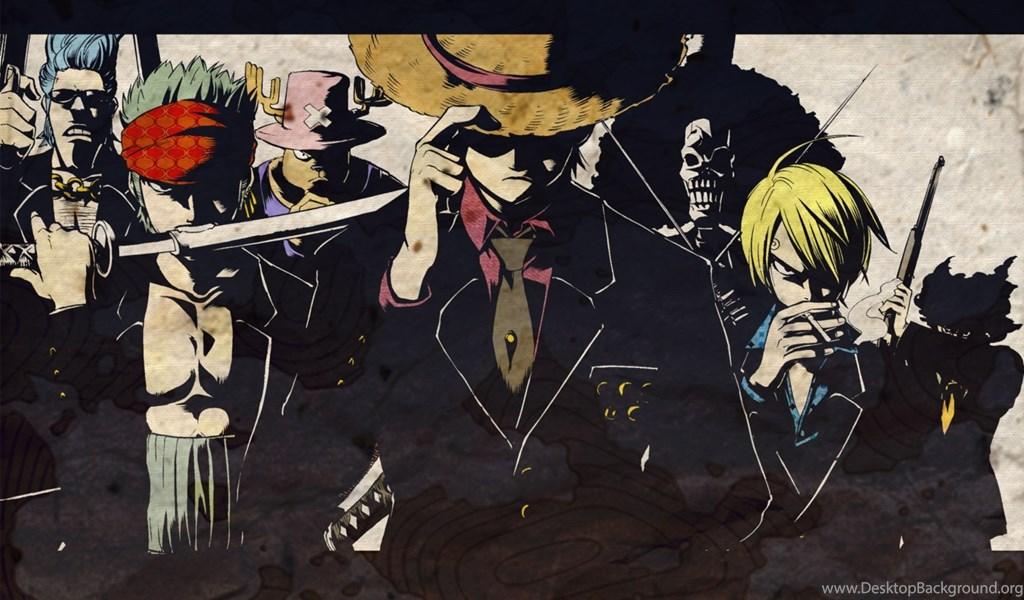 One Piece Wallpapers 1920x1200 One Luffy Zoro Sanji Chopper