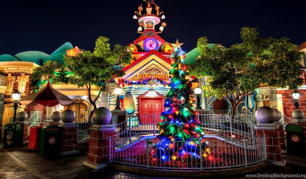 Disney Christmas Wallpapers Desktop Background