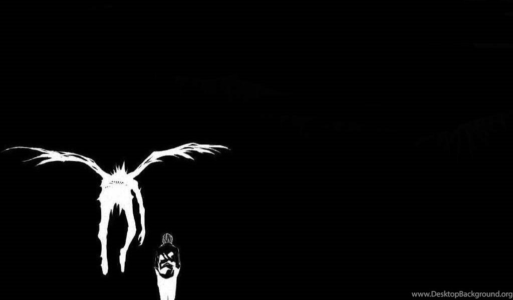 Death Note Ryuk Wallpapers High Resolution Desktop Background