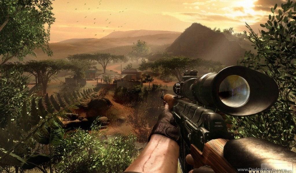 Far Cry 2 Desktop Wallpapers Desktop Background