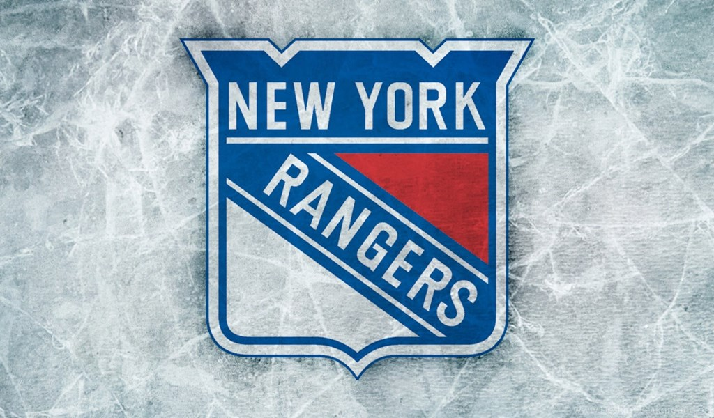 Nhl New York Rangers Logo Ice Wallpapers Hd Free Desktop Desktop Background