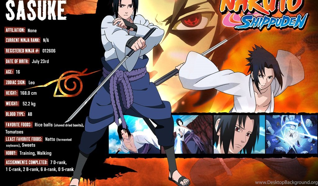 Wallpapers Narute Description Sasuke Naruto Shippuden Is 1024x768