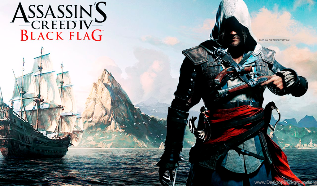 Assassin S Creed Iv Black Flag Wallpapers By Okiir On Deviantart