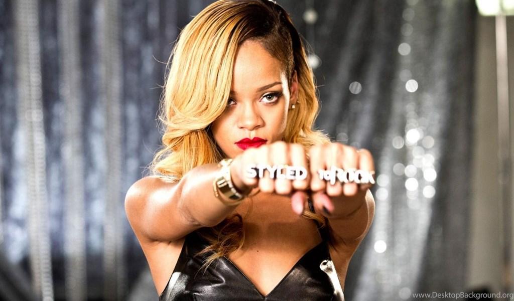 Rihanna styled to rock rihanna wallpapers 36398661 fanpop playstation 960x544 voltagebd Gallery
