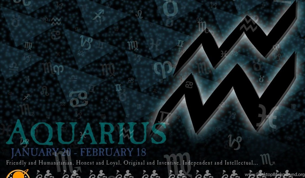 Aquarius Wallpapers And Pictures Desktop Background