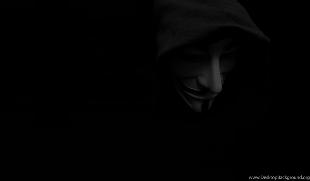 Hacker Anonymous For Desktop Wallpaper Anonymous Wallpapers