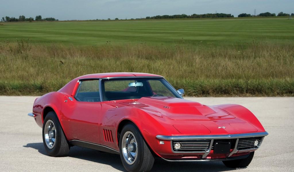 1968 Chevrolet Corvette L88 427 Coupe C3 Supercar Muscle Classic
