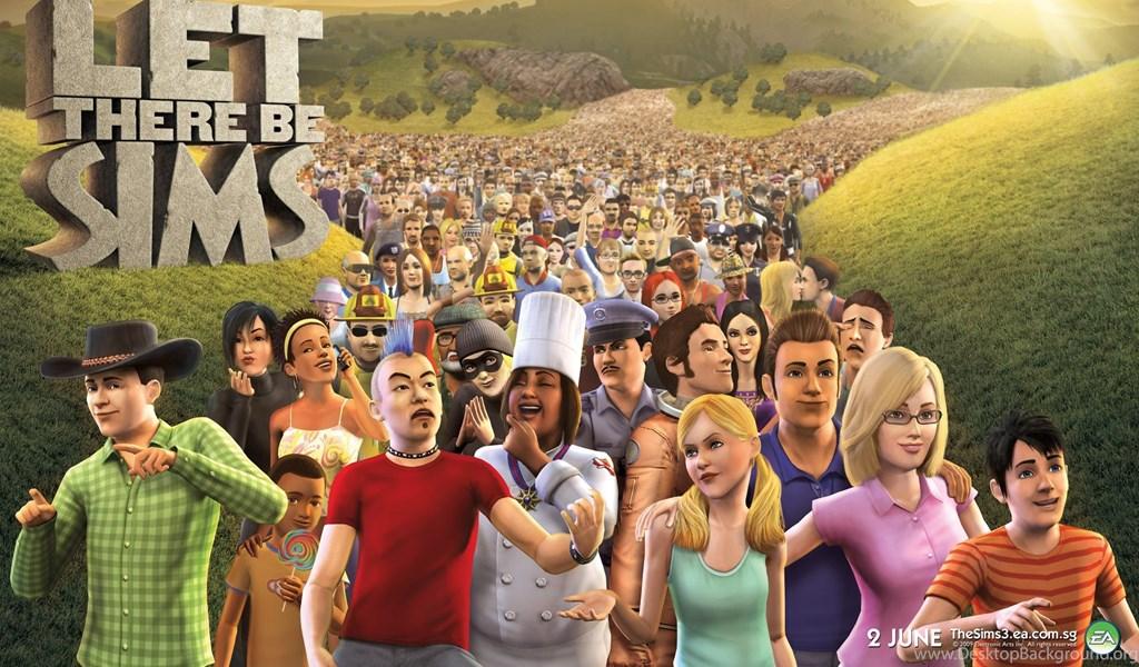 Top HD Sims 3 Wallpapers Desktop Background