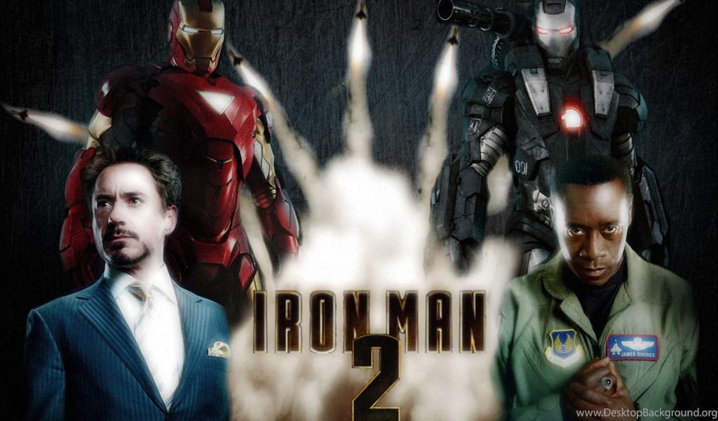 Iron Man 2 Theme Song Desktop Background