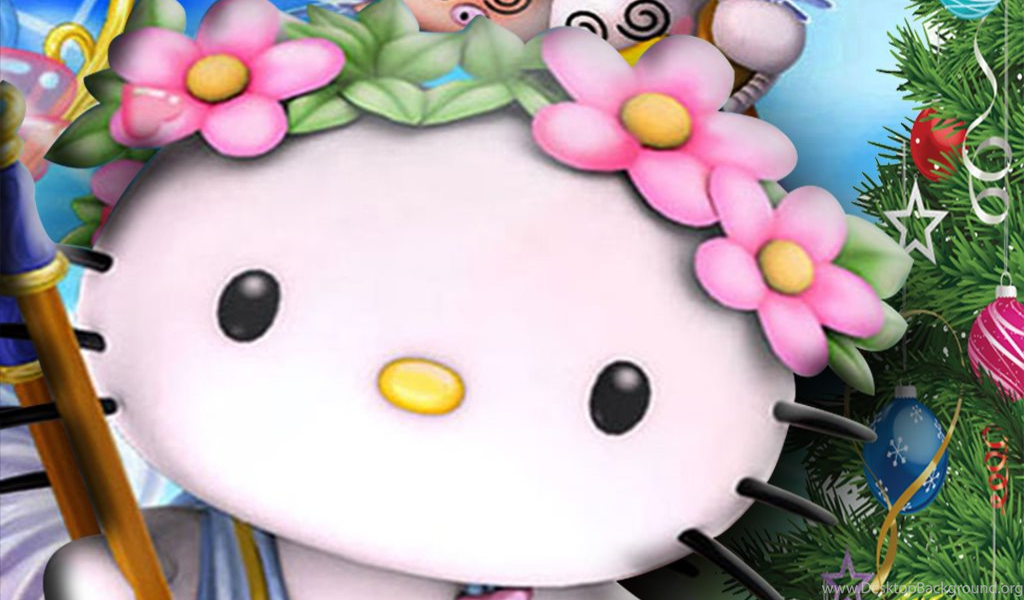 Gambar Hello Kitty Untuk Wallpapers Hp Desktop Background