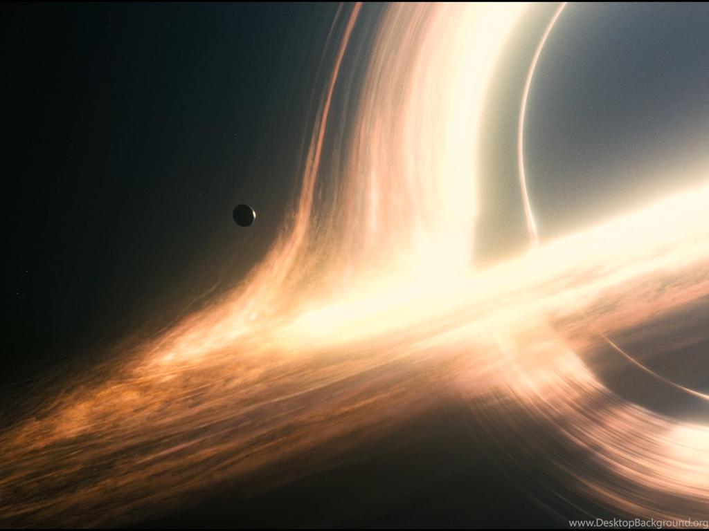 Interstellar Blackhole 2 Wallpapers (2560 X 1080) By