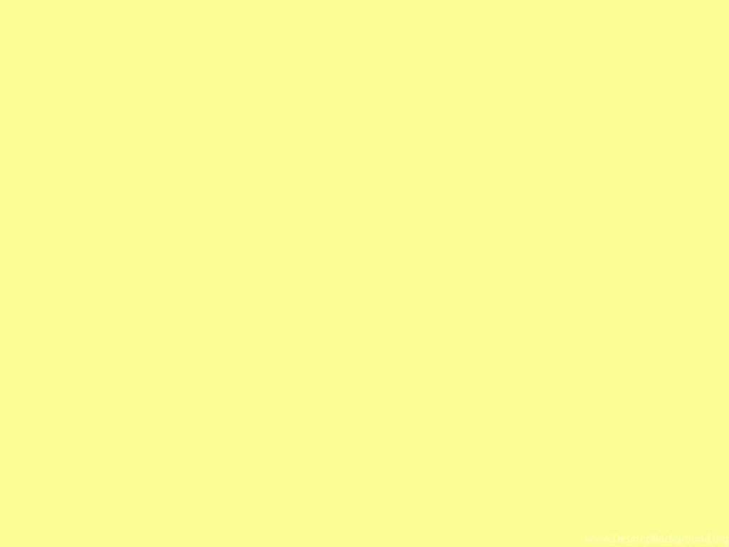 Solid Color Yellow Wallpaper. Desktop Background