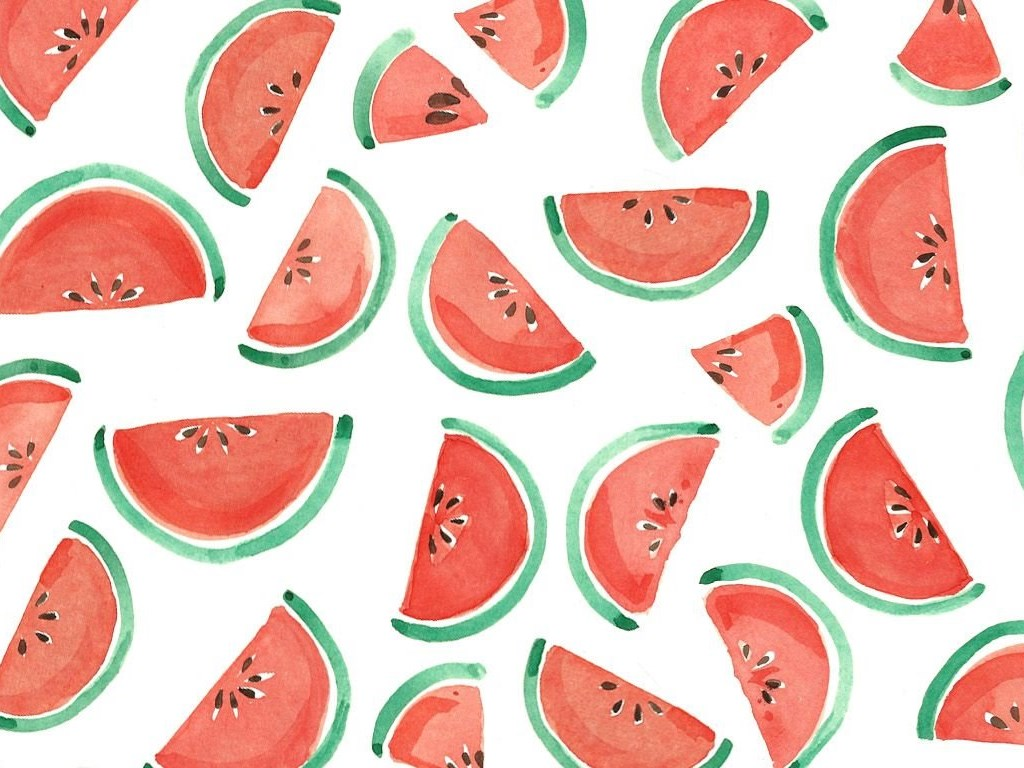 tumblr backgrounds watermelon background - photo #4