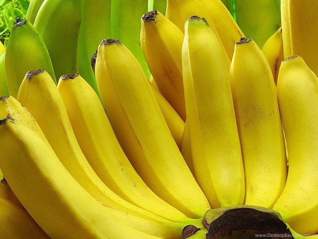 download wallpapers 3840x1200 banana, basket, fruit dual wide hd