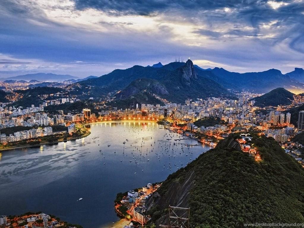 Сверкающий Рио-Де-Жанейро  № 1457438 без смс
