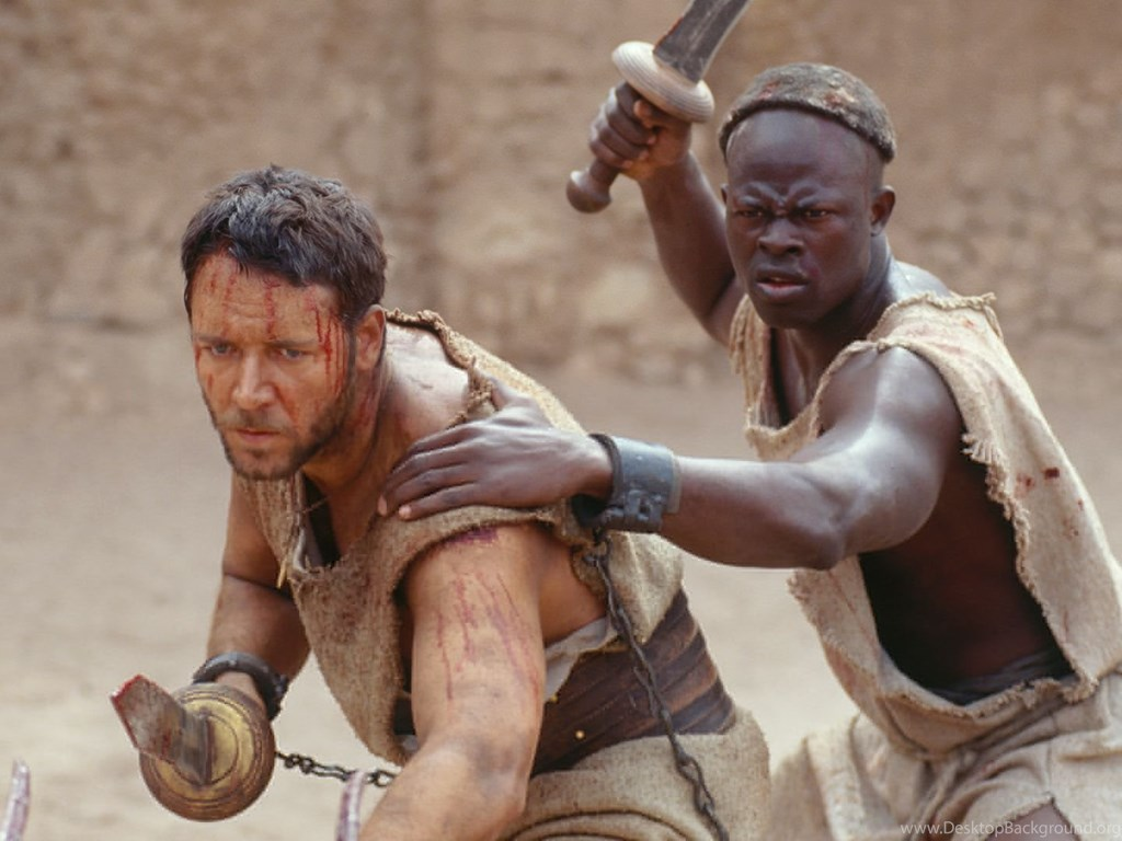 a political analysis of the movie gladiator Thriller film analysis-gladiator 1 thriller film analysisthe opening of gladiator starts with the battle scene this gives away to the audience that the film is based around a battle or a war.