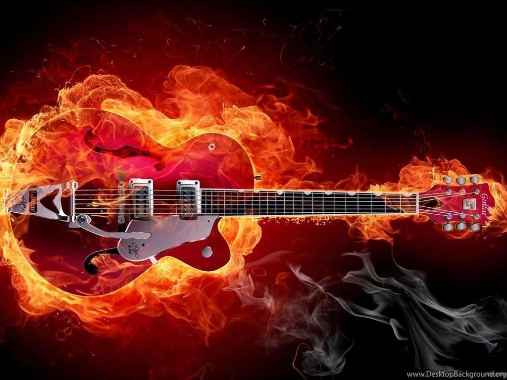Guitar Wallpaper Hd 1366x768 31 Jpg Desktop Background