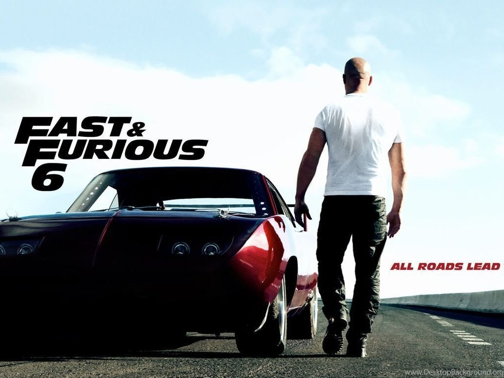 Dominic Toretto Fast Furious 6 Wallpapers Movie Wallpapers