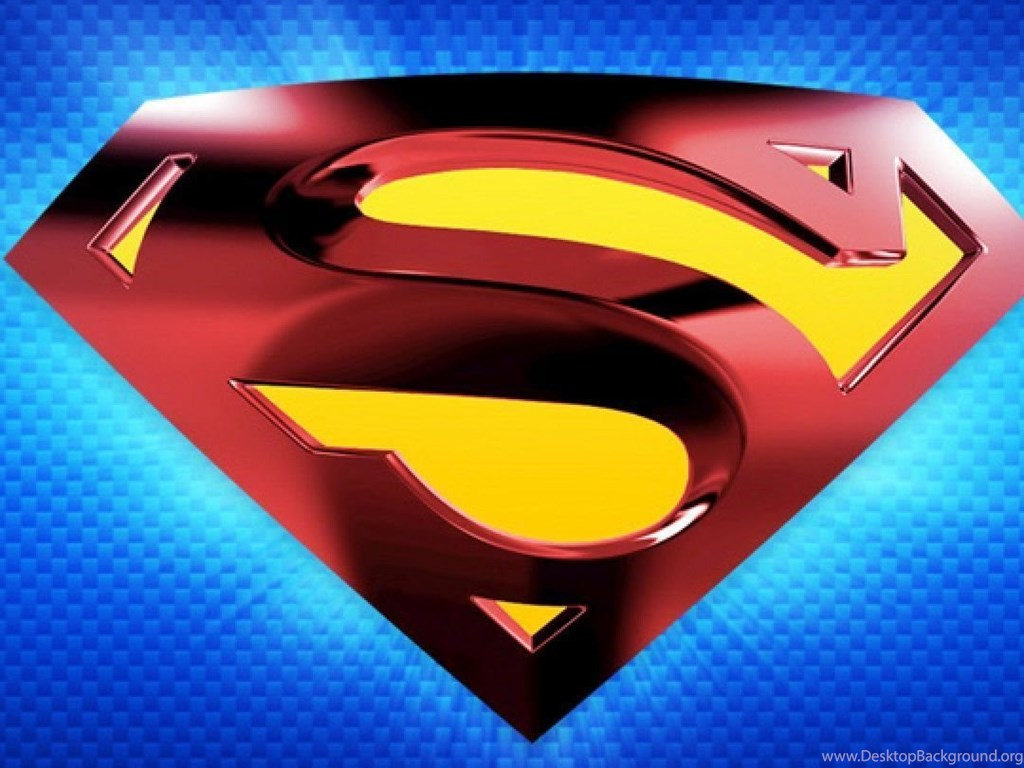 Superman Logo IPhone Wallpapers O Desktop Background