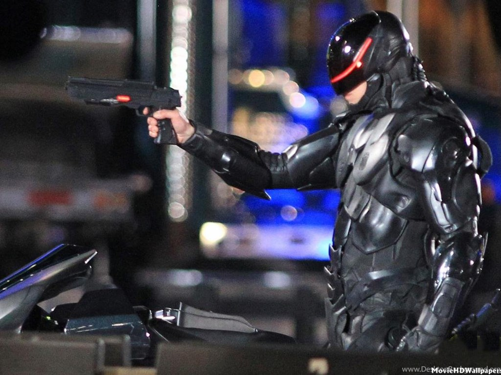 RoboCop Wallpapers HD For PC Free Download 40720 Full