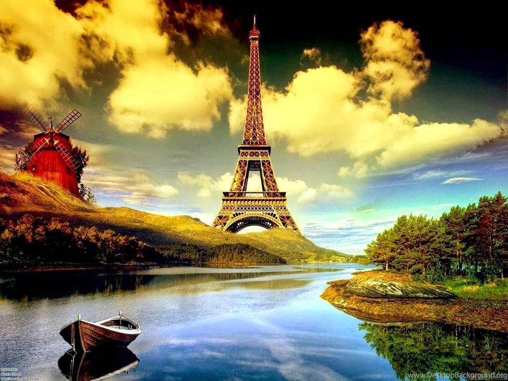 Paris eiffel tower wallpapers desktop background - Paris tower live wallpaper ...