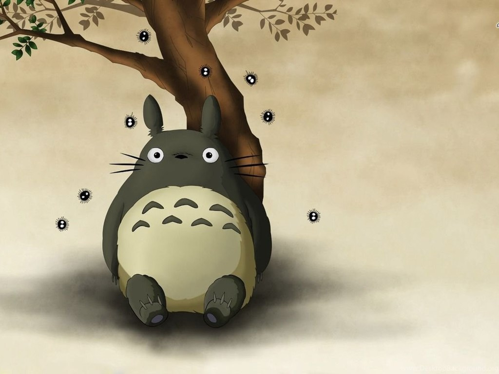 Totoro May: Totoro My Neighbor Totoro Wallpapers Anime Wallpapers