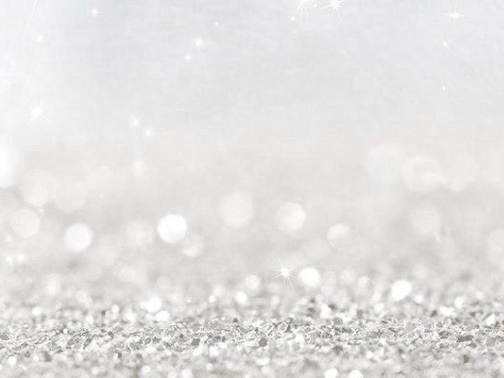 Silver Glitter Backgrounds Wallpaper Desktop Background