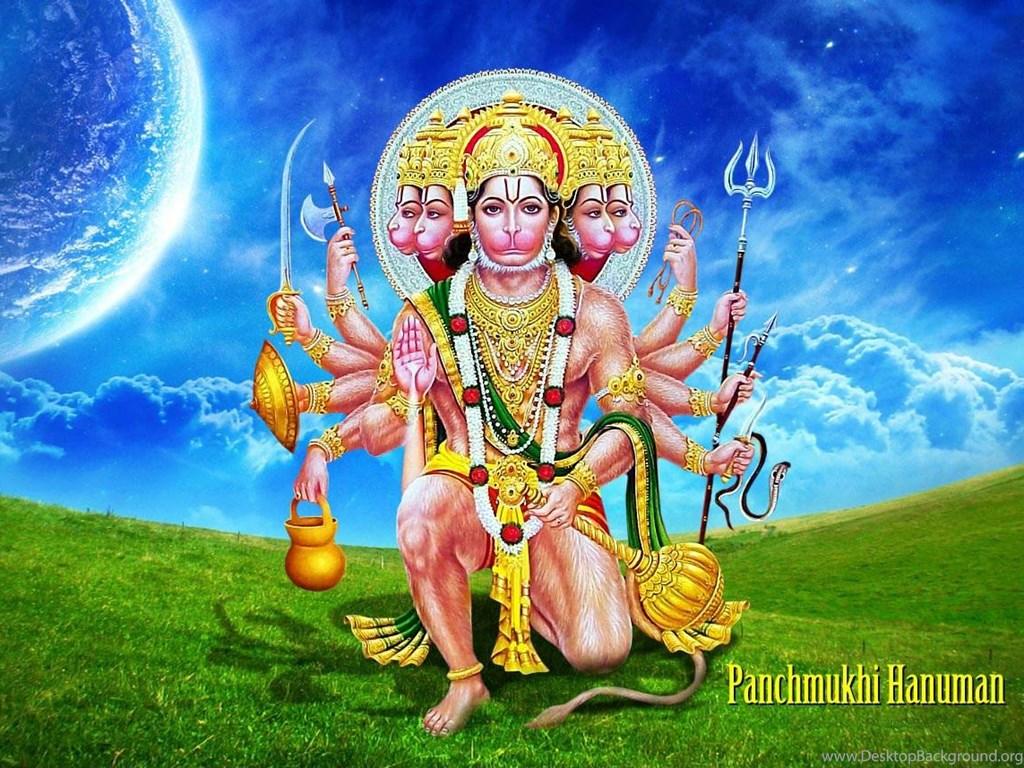 Panchmukhi Hanuman Wallpapers Hd 1080p Free Download Hd Wide