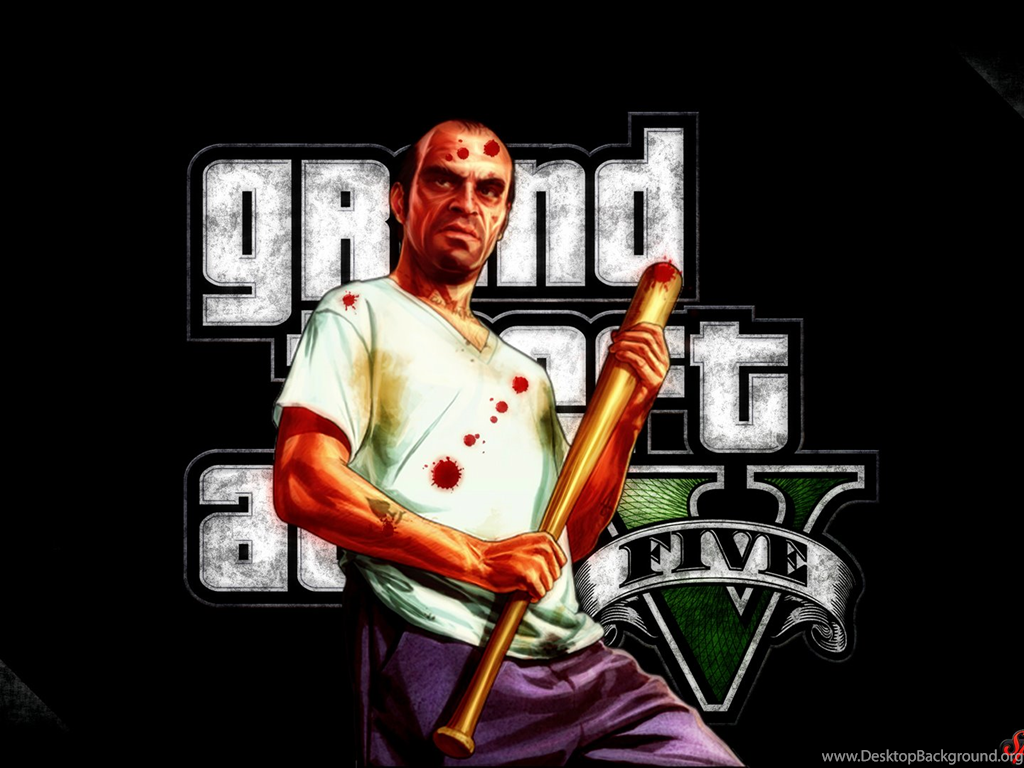 Hd Gta V Trevor Wallpapers Desktop Background