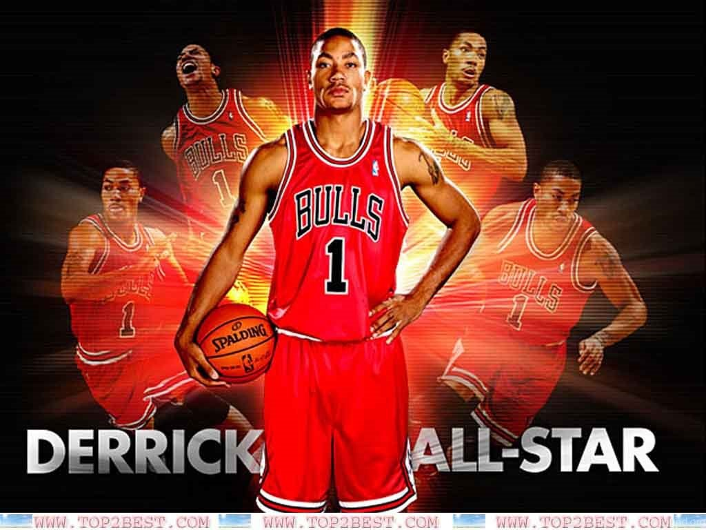 Best Derrick Rose Basketball Wallpapers Hd Desktop Background