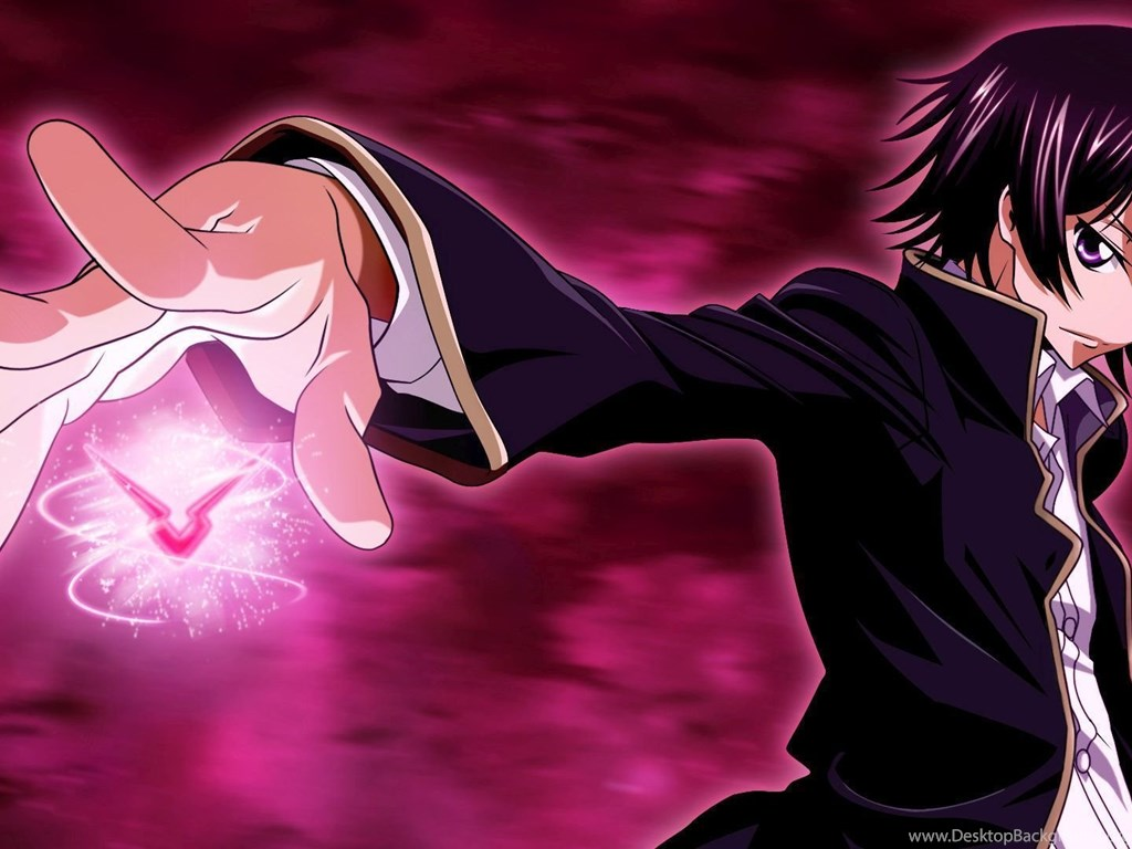 Lelouch Lamperouge Code Geass Of The Rebel Wallpapers