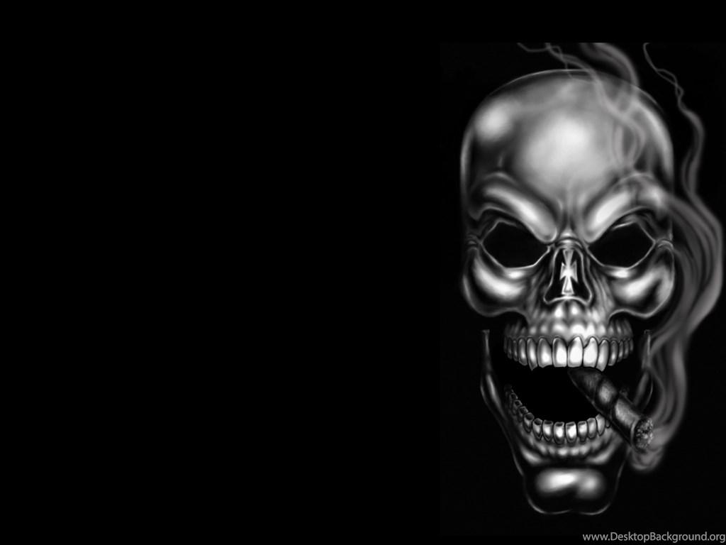 Skull Computer Wallpapers Desktop Backgrounds Desktop Background