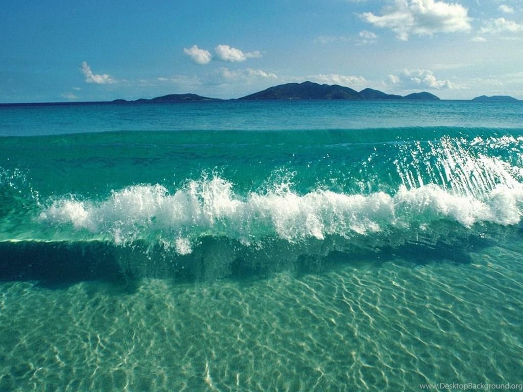 Beach Waves Wallpapers For Desktop Beach Waves: Ocean Waves Wallpapers Beach Wallpapers Desktop Background