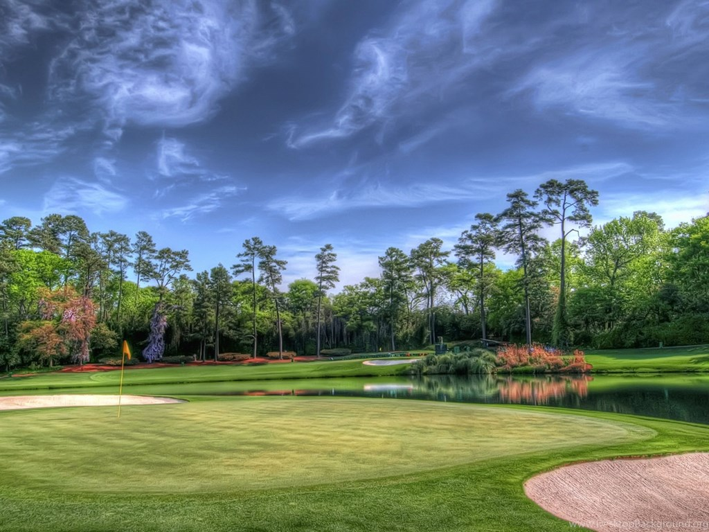 4K Ultra HD Golf Course Wallpapers HD, Desktop Backgrounds