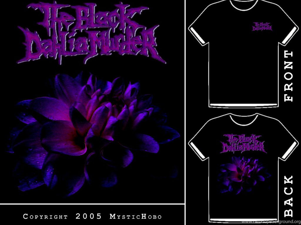 The Black Dahlia Murder By Mystichobo On Deviantart Desktop Background