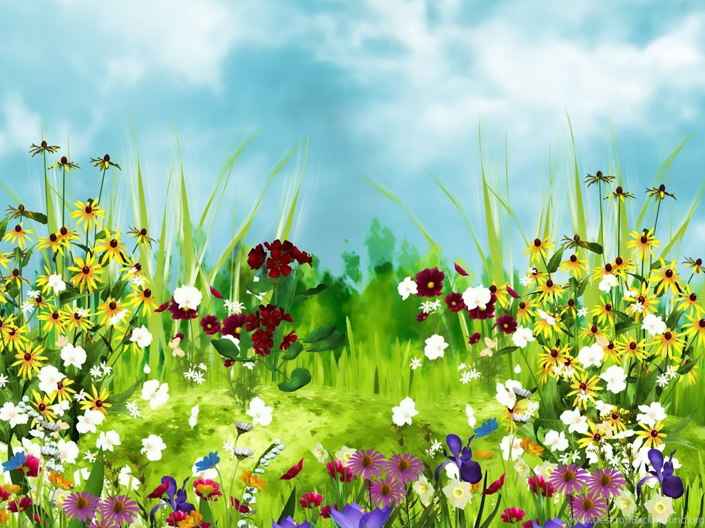 Cute Spring Backgrounds Wallpapers Cave Desktop Background