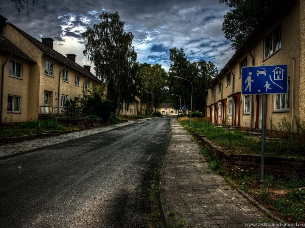 german ghost town hdr 1misterdedication on deviantart desktop