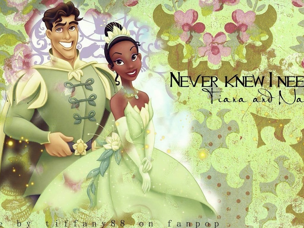 The Princess And The Frog The Princess And The Frog Wallpapers