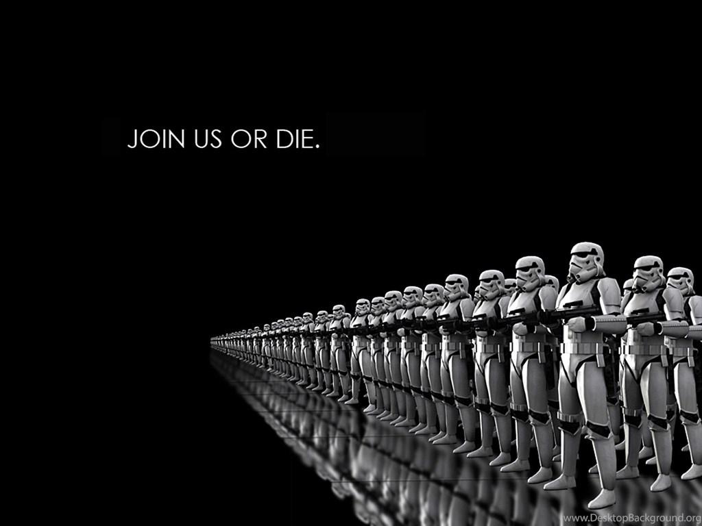 Star Wars Die Dark Side Clone Trooper Wallpapers Desktop Background