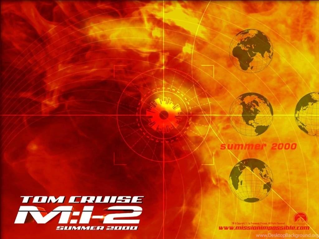 Fonds D Ecran Du Film Mission Impossible 2 Wallpapers Cinema Desktop Background